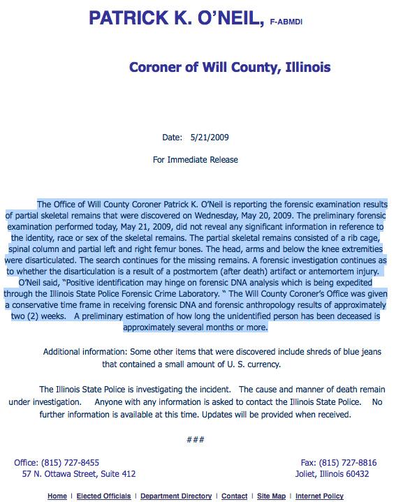 coroners-statement