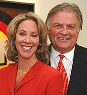 Karen Conti and Greg Adamski