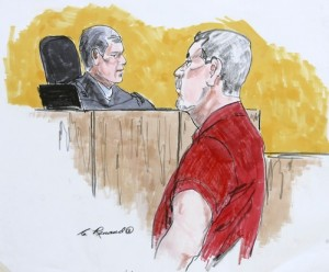 Drew Peterson appears in court