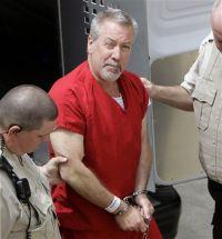 Drew Peterson arrives for court