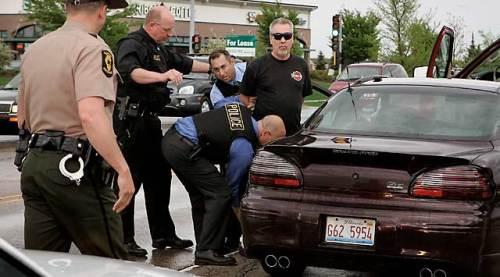 Drew Peterson arrested