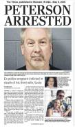 Drew Peterson arrest coverage