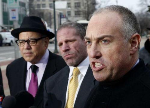 Attorneys Joe Lopez, David Peilet and Steven Greenberg