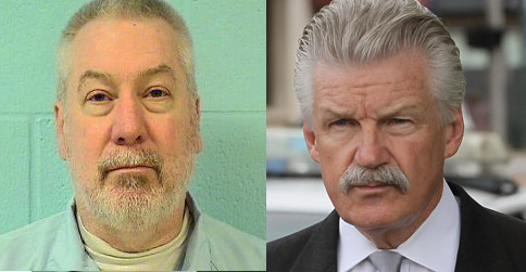Drew Peterson has been charged with attempting to arrange the murder of James Glasgow