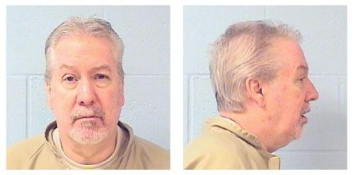 Drew Peterson's new mug shots for 2016