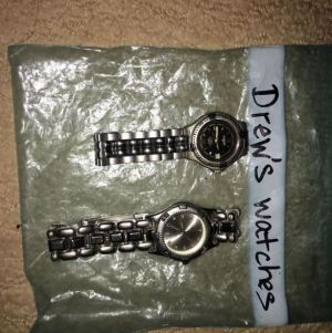 Drew Peterson's watches
