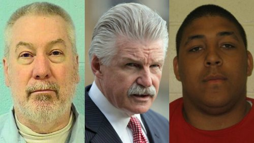Drew Peterson, James Glasgow and Antonio Smith.